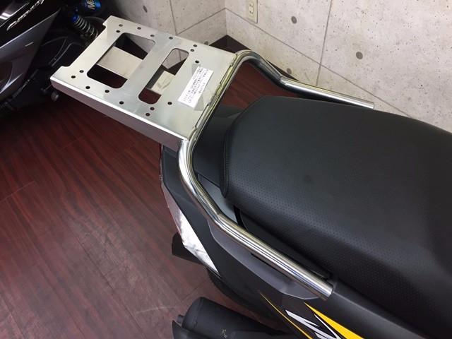 ホンダ Dio110 輸入新車 リアキャリア装着タイプの画像(大阪府