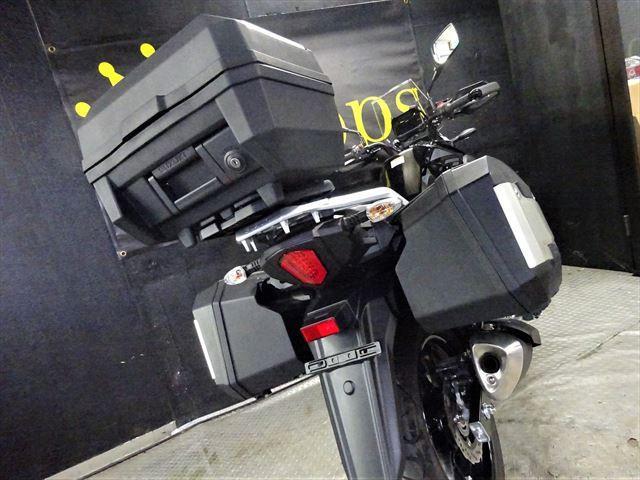 スズキ V-ストローム250 新車 3ラゲッジシステム付きの画像(大阪府
