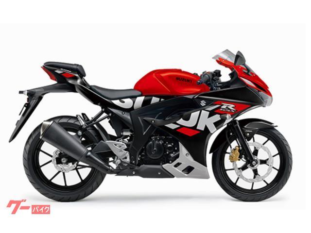 GSX−R125 ABS 最新モデル