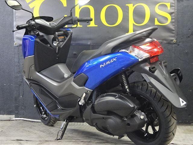 ヤマハ NMAX155 輸入新車 ニューブルーの画像(大阪府