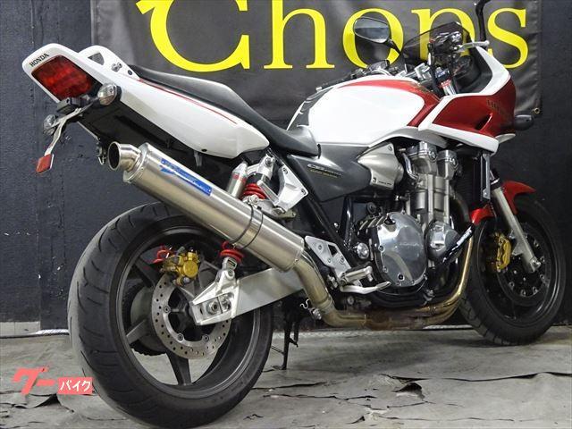 ホンダ CB1300Super ボルドール TSRマフラーETC付きの画像(大阪府