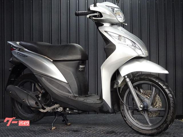 Dio110 国内モデル