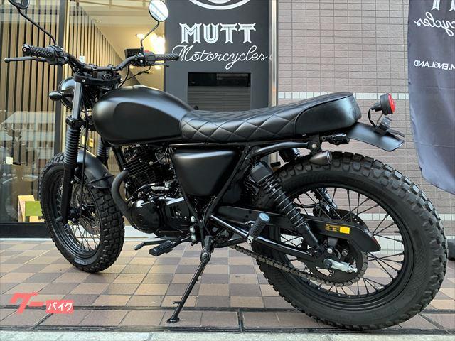 MUTT サバス250 ユーロ4 Usedの画像(兵庫県