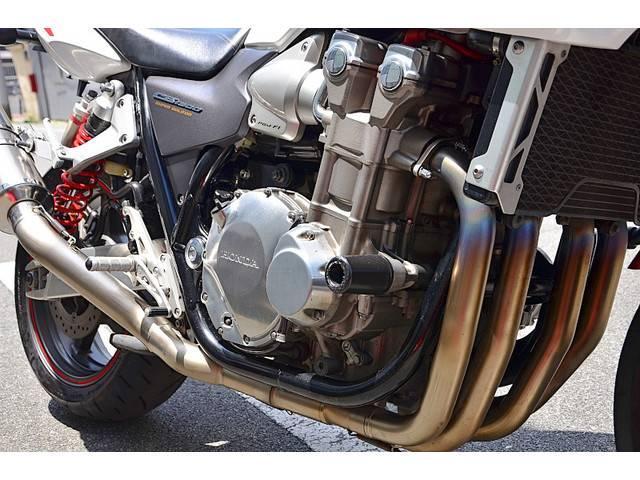 ホンダ CB1300Super ボルドール モリワキチタンフルエキの画像(大阪府