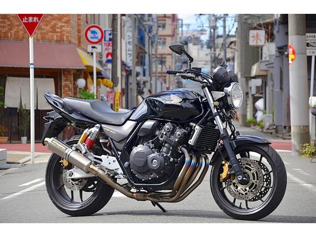 ホンダ CB400Super Four VTEC Revo ヨシムラサイクロンの画像(大阪府