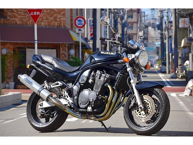 スズキ GSF1200 逆輸入車の画像(大阪府