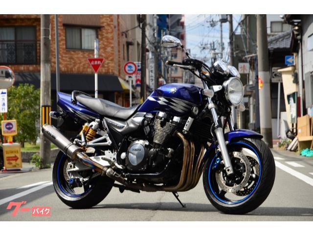 XJR1300 FIモデル OVER・GPパフォーマンス