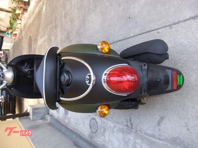 ヤマハ ビーノ 前後タイヤ・バッテリー新品の画像(大阪府