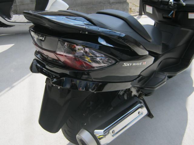 スズキ スカイウェイブ250 タイプS バッテリー新品の画像(兵庫県