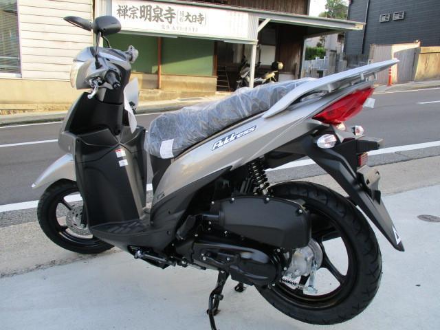 スズキ アドレス110 2018年最新モデルの画像(兵庫県