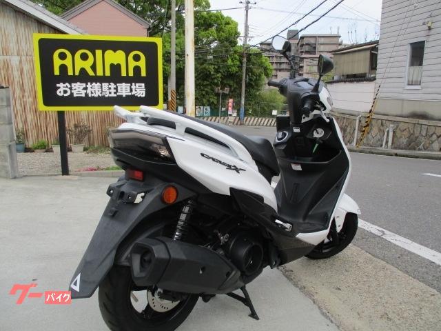 ヤマハ シグナスX SRの画像(兵庫県