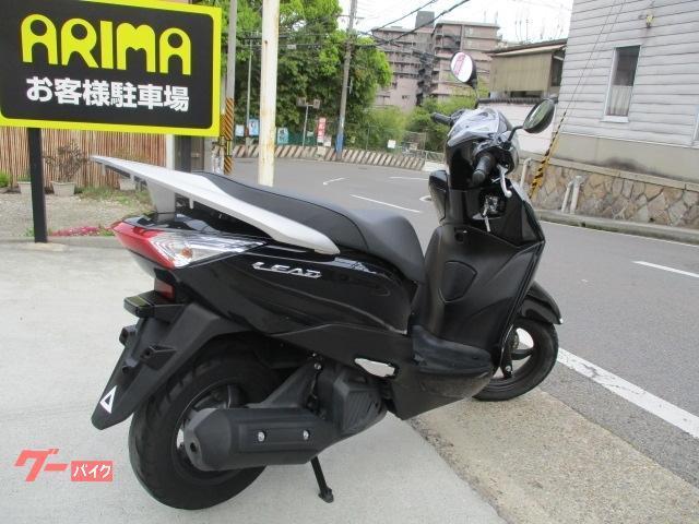 ホンダ リード125の画像(兵庫県