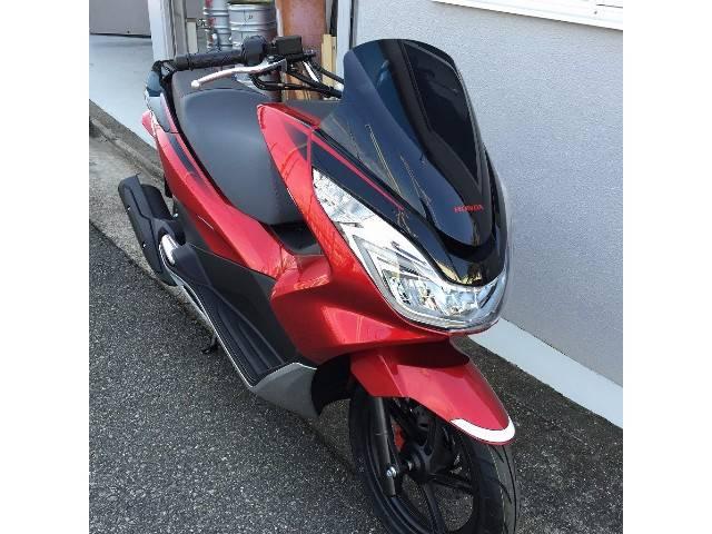 ホンダ PCX ツートーン JF56モデルの画像(兵庫県