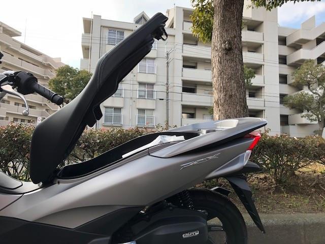 ホンダ PCX 新車 生産終了カラーの画像(兵庫県
