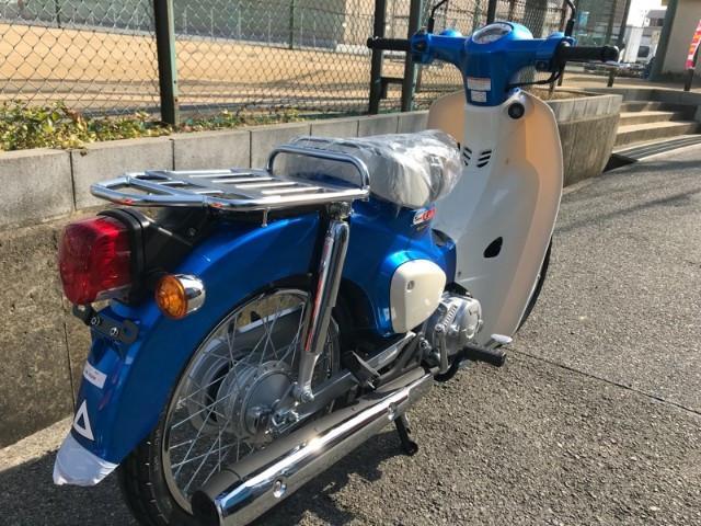 ホンダ スーパーカブ110 最新モデル 日本製の画像(兵庫県