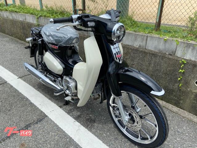 ホンダ スーパーカブC125 新車 ニューカラーの画像(兵庫県