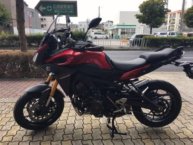 ヤマハ MT-09トレーサー ABSの画像(大阪府
