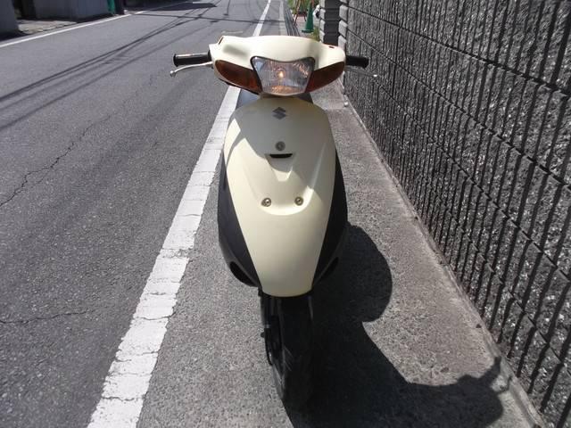 スズキ レッツIIの画像(奈良県