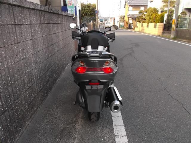 スズキ スカイウェイブ400 LTDバージョンの画像(奈良県