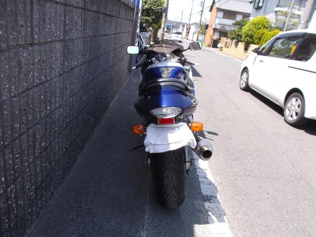 スズキ GSX1300Rハヤブサの画像(奈良県