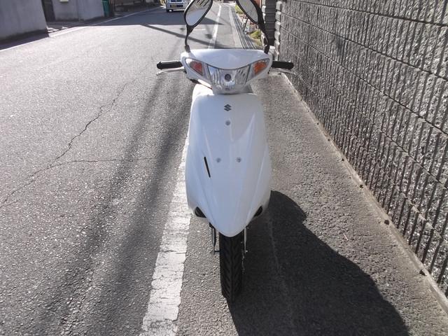 スズキ アドレスV50の画像(奈良県