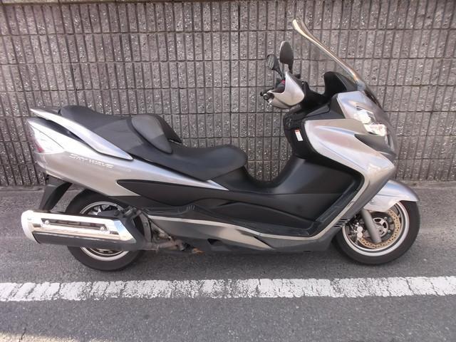 スズキ スカイウェイブ400の画像(奈良県