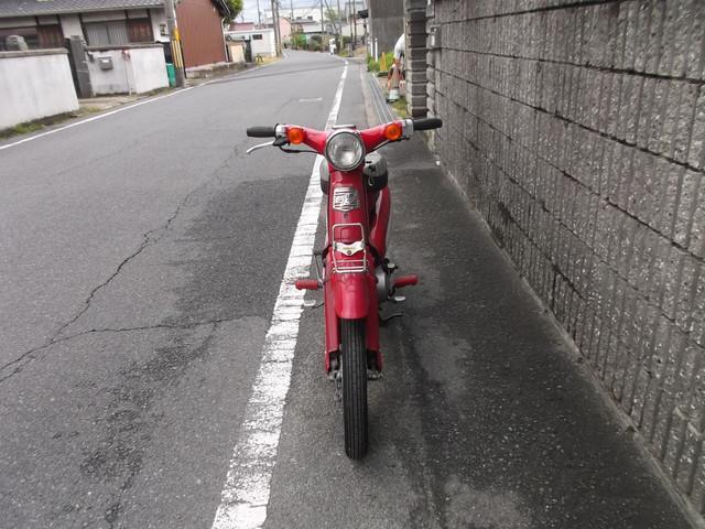 ホンダ リトルカブラの画像(奈良県