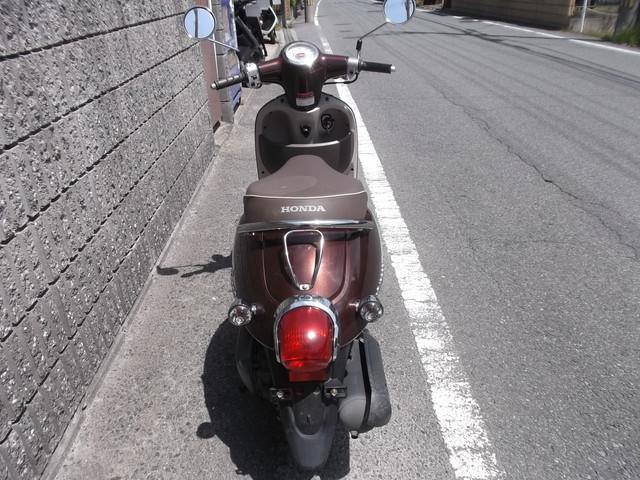 ホンダ ジョルノの画像(奈良県