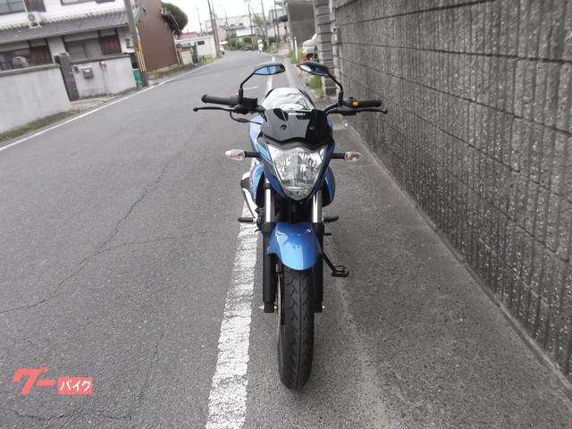 スズキ GIXXERの画像(奈良県
