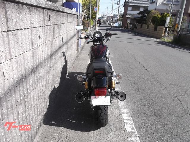 ヤマハ VMAX 逆車 オーリンズリアサス ETCの画像(奈良県