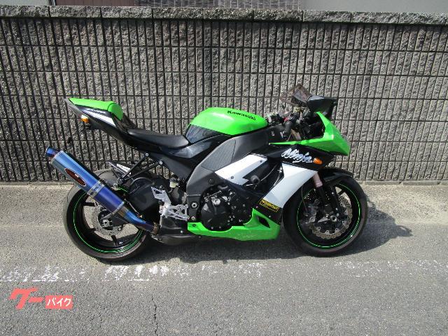 Ninja ZX−10R E型