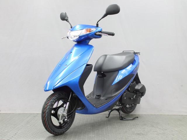 スズキ アドレスV50 最新モデル 国内生産 新車の画像(大阪府