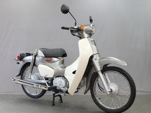 ホンダ スーパーカブ50 国産 最新モデル 新車の画像(大阪府