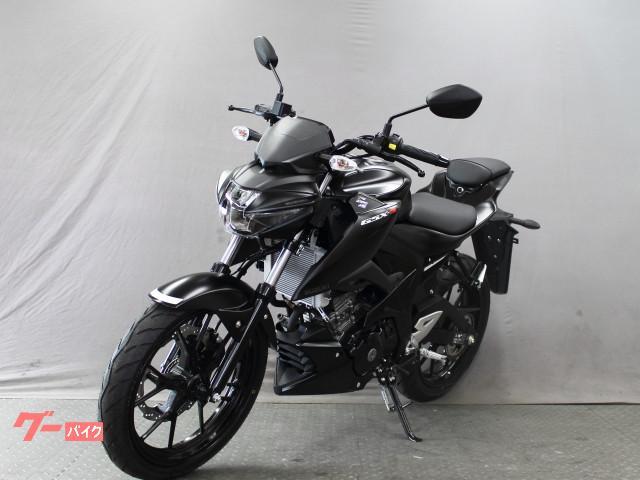 スズキ GSX-S125 ABS 19年モデル 国内仕様の画像(大阪府