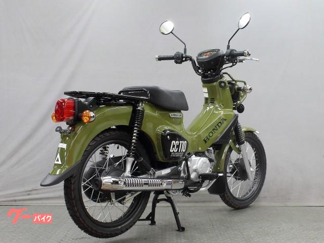 ホンダ クロスカブ110 18年 国内モデル 新車の画像(大阪府