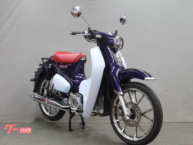 ホンダ スーパーカブC125 スマートキーの画像(大阪府