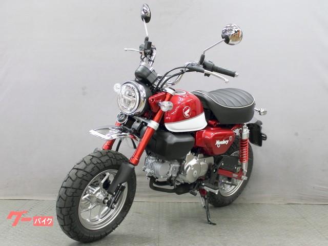 ホンダ モンキー125 最新モデル 新車の画像(大阪府