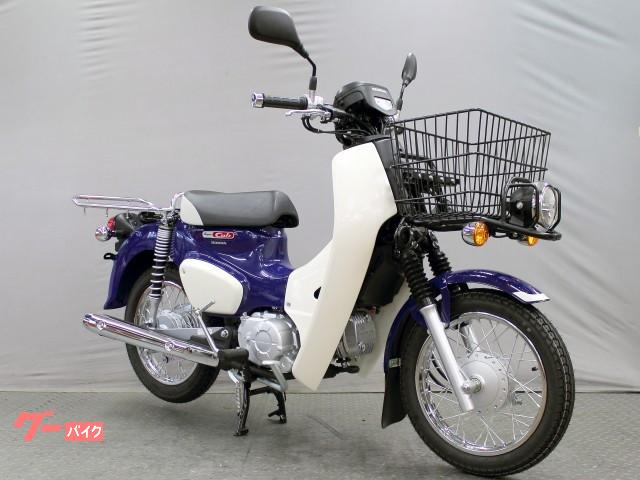 ホンダ スーパーカブ110 プロ 最新モデル 新車の画像(大阪府