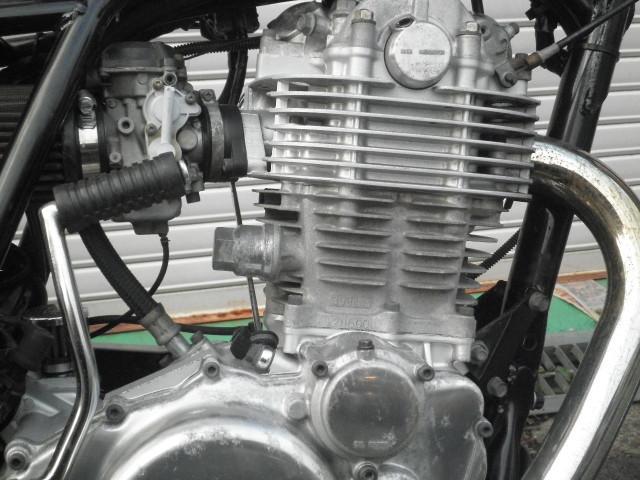 ヤマハ SR400 トラック・ボバーの画像(大阪府