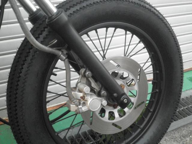 ヤマハ XV250ビラーゴ スポタンボバー5の画像(大阪府