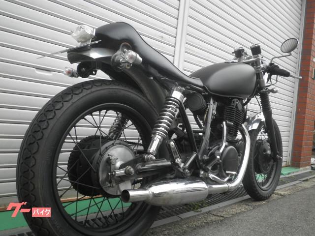 ヤマハ SR400 カフェ・ブラックの画像(大阪府