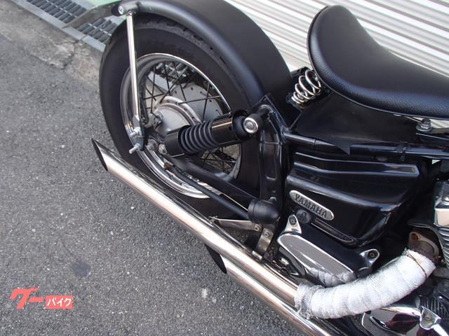 ヤマハ ドラッグスター250 スポタン フラット トリプルの画像(大阪府