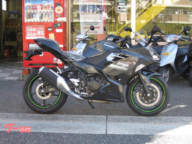 Ninja 250  2022モデル