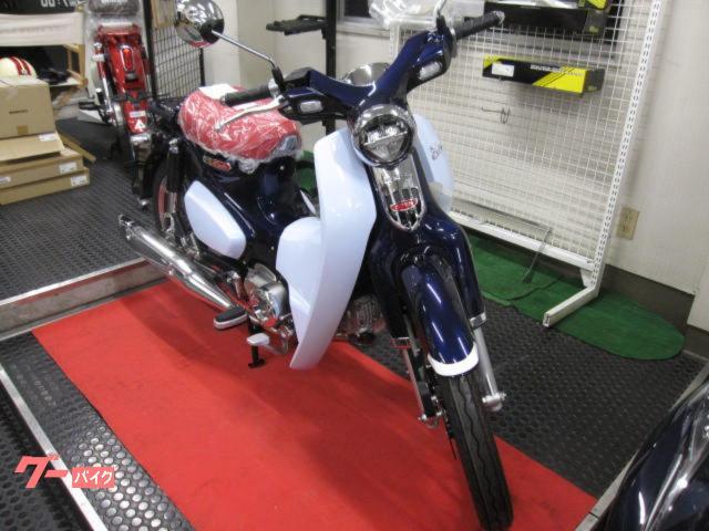 ホンダ スーパーカブC125の画像(兵庫県