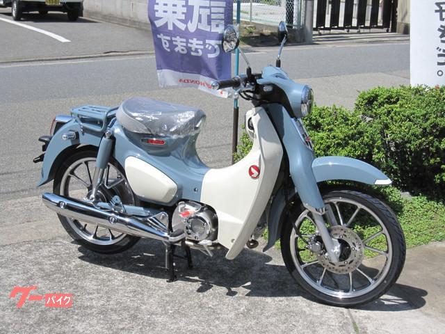 スーパー カブ c125 中古