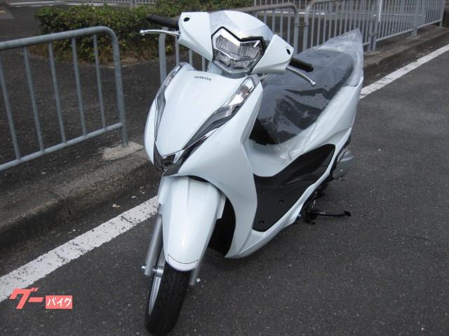 ホンダ リード125 国内仕様 新車の画像(京都府