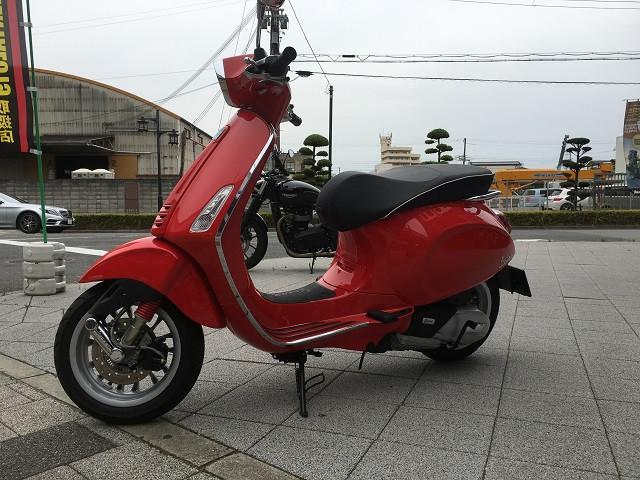 VESPA スプリント150の画像(兵庫県