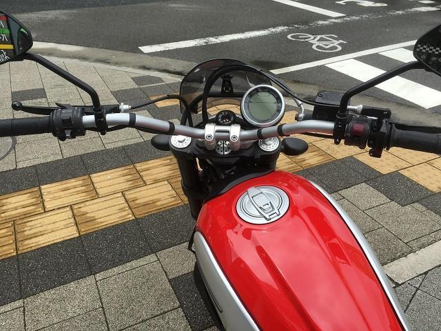 DUCATI スクランブラーアイコンの画像(兵庫県