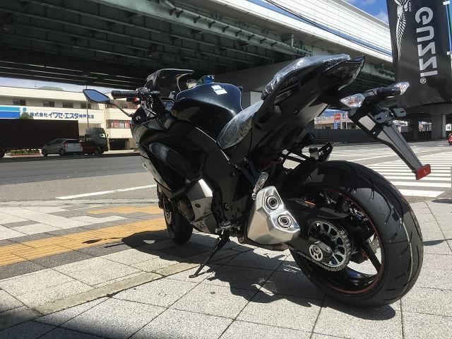 カワサキ Ninja 1000の画像(兵庫県