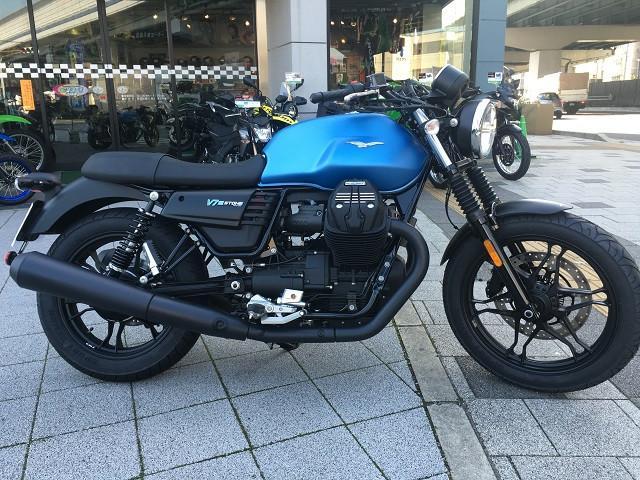 MOTO GUZZI V7IIIストーンの画像(兵庫県